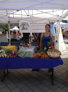 Last Saturday was the first Downtown Medford Growers and Crafters Market. It was a great turn out!
